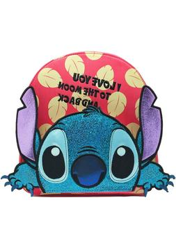 NEW DANIELLE NICOLE X Disney Stitch I Love You to the Moon a