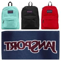 new superbreak backpack 100 percent authentic school