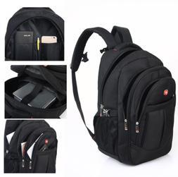 NEW Swiss gear Men's Outdoor Travel Bag Waterproof Laptop Ba