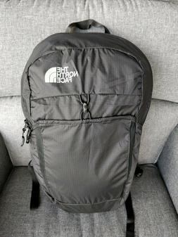 NEW The North Face TNF Flyweight Pack 17L BLACK Travel Packa