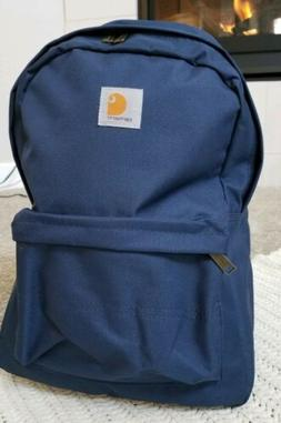 New! CARHARTT Water-Repellent Durable Canvas TRADE BACKPACK