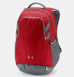 New With Tags Under Armour Team Hustle 3.0 Backpack Laptop B