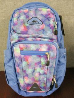 "NWOT High Sierra 22L Everyday Backpack - Black - Holds 15"" L"