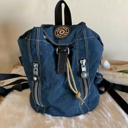 NWOT vintage Kipling Backpack in Blue