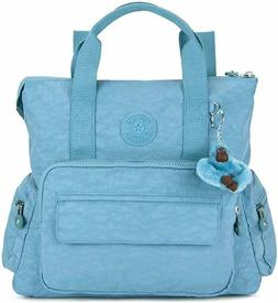 NWT Kipling Alvy 2-in-1 Convertible Tote Bag Backpack, Wear