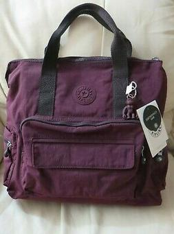 NWT- Kipling Alvy 2-In-1 Convertible Travel / Business Tote