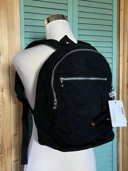NWT Kipling Backpack Black Challenger BP3761 Nylon