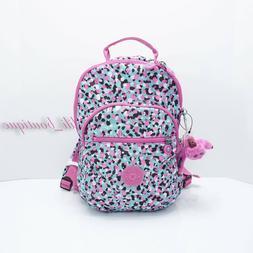 "NWT Kipling BP4373 Seoul Go Small Backpack 11"" Laptop Bag Po"