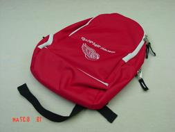 NWT Detroit Red Wings Red Mini Backpack Licensed Product NHL