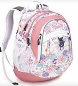 NWT High Sierra Fatboy backpacks Wonderland /pink Lemonade/