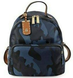 NWT Tommy Hilfiger Julia Camo Small Dome Backpack ✅