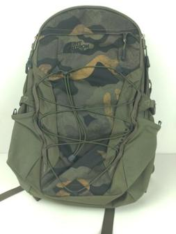 """NWT The North Face Unisex Borealis Backpack  CAMO 15"""" Laptop"""