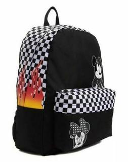 NWT VANS x DISNEY PUNK MICKEY REALM BACKPACK School Bag Trav