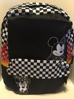 nwt vans x punk mickey realm backpack