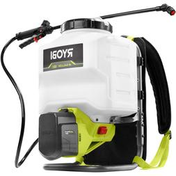 ONE+ 18-Volt 4 Gal. Lithium-Ion Cordless Backpack Chemical S