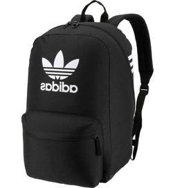 Adidas Original Big Logo Oversize Backpack Black White