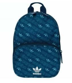 adidas Original Santiago Mini Backpack Forum Monogram Marine