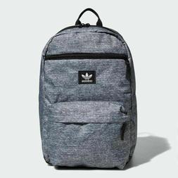 Adidas Originals Mens Backpack National Onix Trefoil Logo La