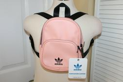 originals mini pu leather backpack dust pink