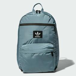 adidas Originals National Plus Backpack Med Grey One Size Ne