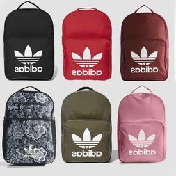 Adidas Originals Trefoil Logo Backpack Classic Bookpack Scho
