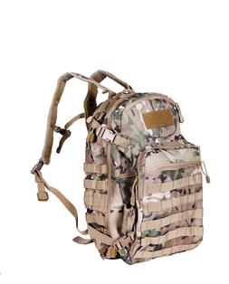 Outdoor VentureTactical Backpack Military Camping Hiking Tre