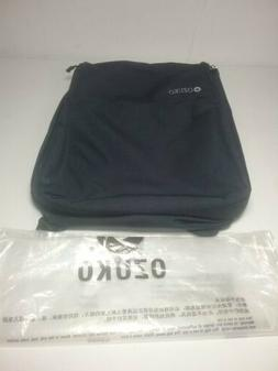 OZUKO Men's 17 Inch Laptop Backpack Large Capacity Waterproo