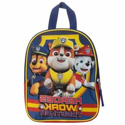 Paw Patrol Toddler Backpack Cute Small School Bookbag Presch