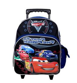 Disney Pixar Cars 2 - Fight to the Finish Large Rolling Back