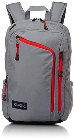 JanSport Unisex Platform Shady Grey Backpack