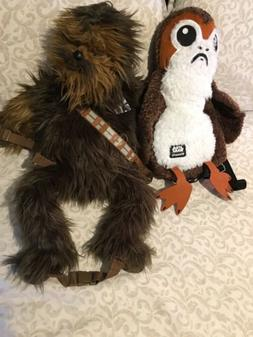 Plush - Star Wars - Back Buddies - Chewbacca