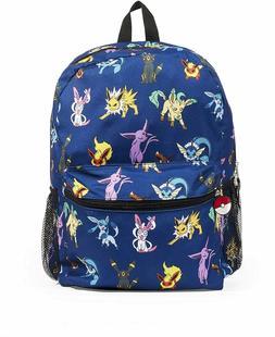 Pokemon Pikachu Boys School Backpack Boo