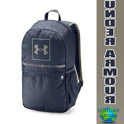 Under Armour Project 5 Backpack Blue Gray Storm Adjustable P