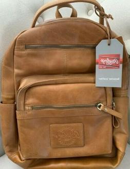 Rawlings Genuine Leather Medium Backpack RS10057-TAN NWT