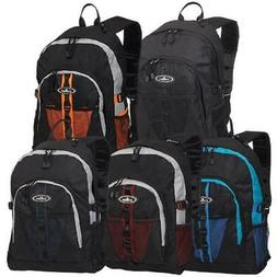 Everest 3045W-RB 19 in. Backpack with Dual Mesh Pocket
