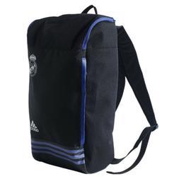 adidas Real Madrid Backpack Sports Football Fan Rucksack Not