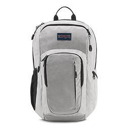 JanSport JS00T69G3F6 Recruit Laptop Backpack, Grey Heathered