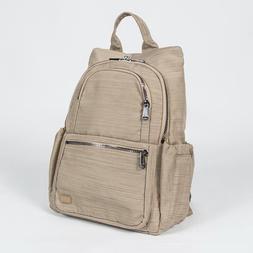rfid hatchback mini travel school commuter backpack