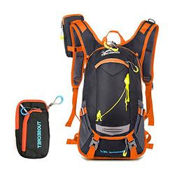 Riding Backpacks 20L Waterproof Outdoors Traveling Rucksack