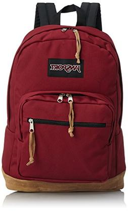 JanSport Right Pack Backpack - 1900cu in Viking Red, One Siz