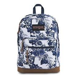 JanSport Right Pack Expressions Laptop Backpack - White Arti