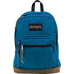 JanSport Right Pack Laptop Backpack - Mykonos Blue