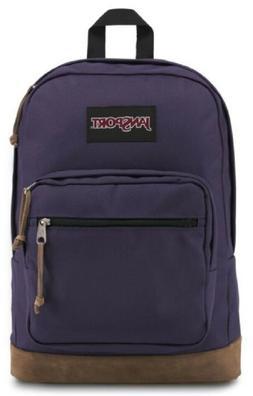 JanSport Right Pack Laptop Backpack - Dahlia Purple