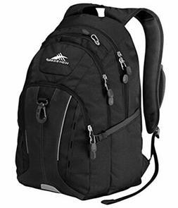 High Sierra Riprap Lifestyle Backpack-Black