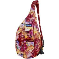 Kavu ROPE SLING Bag Backpack Polyester Shoulder Messenger Ba