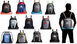adidas Rumble Sack Pack Onix Drawstring Gym Bag Backpack Uni