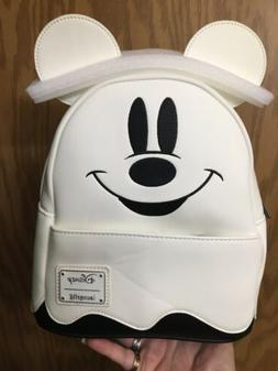 👻 Disney's Mickey Mouse Boo Glow in the Dark Ghost Backpa