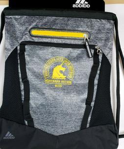 Adidas Sackpack Backpack Running Bag Boston Marathon 2018 Ne