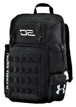 Brand New Under Armour SC30 Backpack Curry Black/Silver