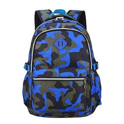 Macbag School Backpack Bookbag Durable Camping Backpack for